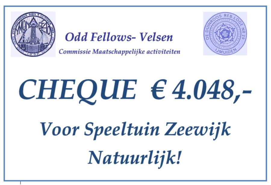 Odd Fellows Velsen | Hoofd ****